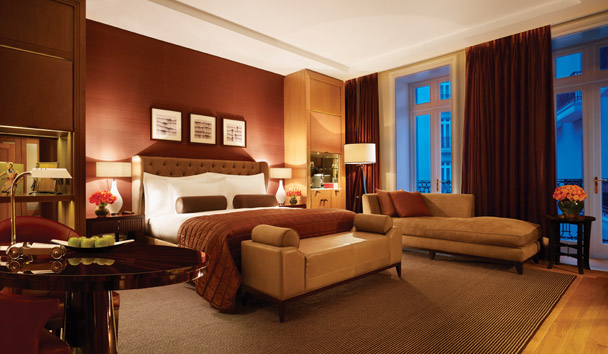 Corinthia Hotel London: Deluxe Junior Suite
