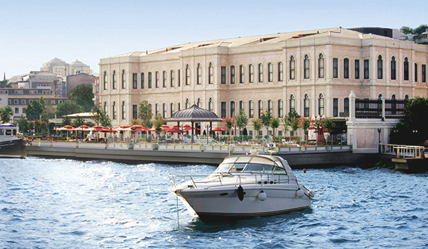 Four Seasons Hotel Istanbul at the Bosphorus, Turkey