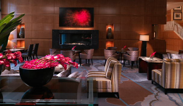 Mandarin Oriental, Boston: Lobby Lounge