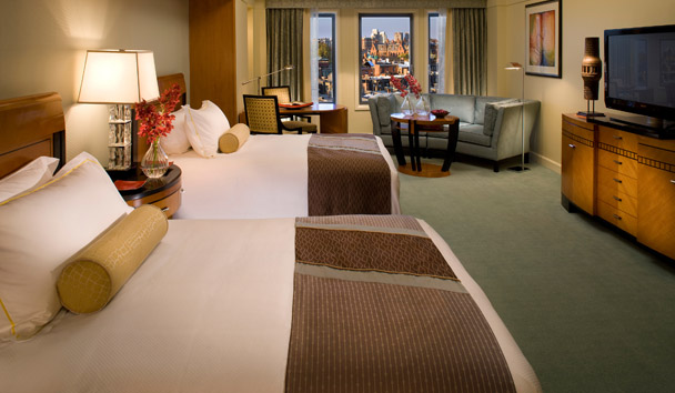 Mandarin Oriental, Boston: Mandarin Back Bay Double