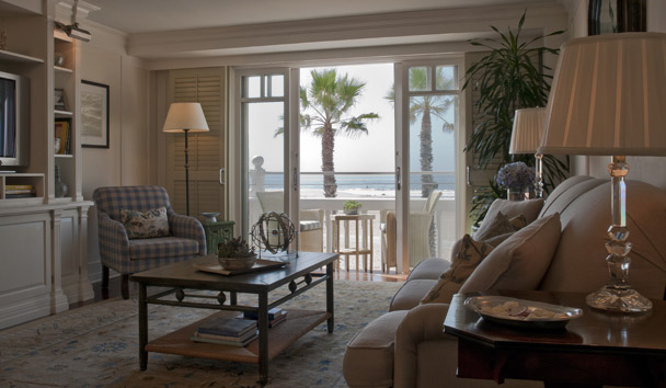Shutters On The Beach, Santa Monica: Ocean View Suite
