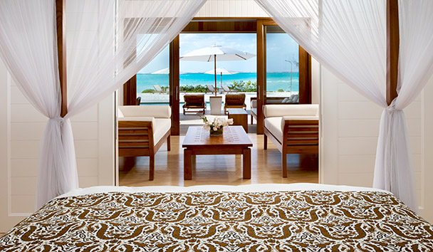 COMO Parrot Cay: Two-Bedroom Beach House