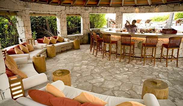 COMO Parrot Cay: Lotus Bar