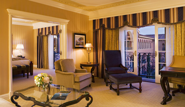 Fairmont Grand Del Mar: Prado Suite