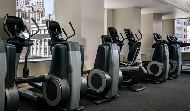 The St. Regis San Francisco: Fitness Center