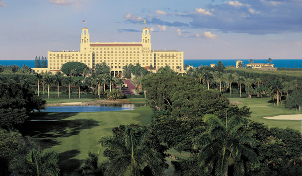 The Breakers, Palm Beach: Exterior and Location