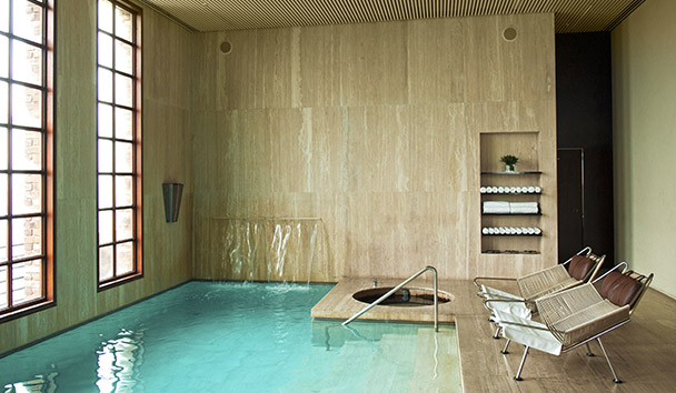 Hotel Fasano, Sao Paulo: Heated swimming pool