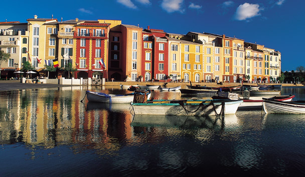 Loews Portofino Bay Hotel at Universal Orlando: Harbour