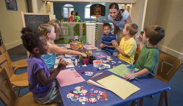 Loews Portofino Bay Hotel at Universal Orlando: Kids Club