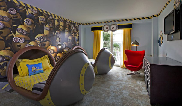 Loews Portofino Bay Hotel at Universal Orlando: Kids Suite