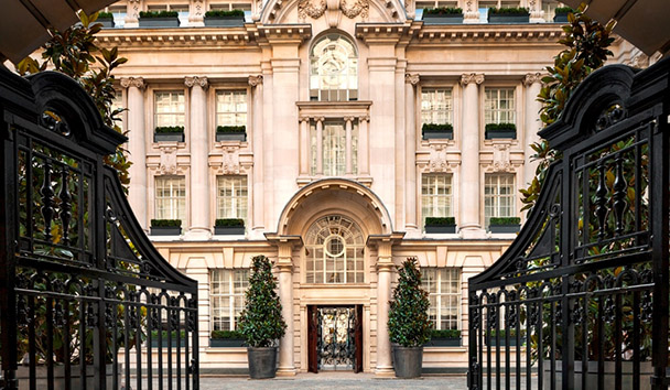 Rosewood London: Hotel Entrance