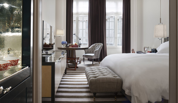 Rosewood London: Deluxe Room