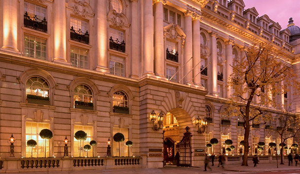 Rosewood London: Hotel Exterior