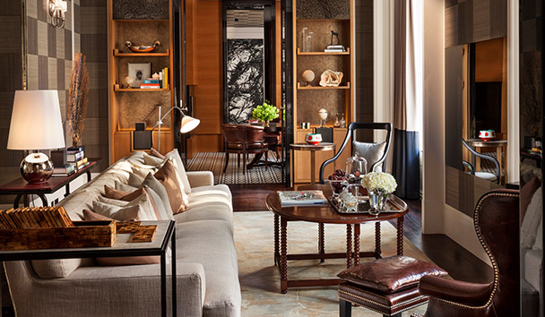 Rosewood London: Manor House Suite