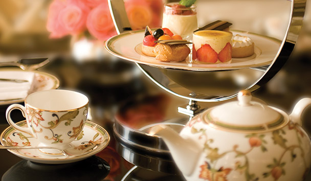 Four Seasons Hotel London at Park Lane: Afternoon Tea