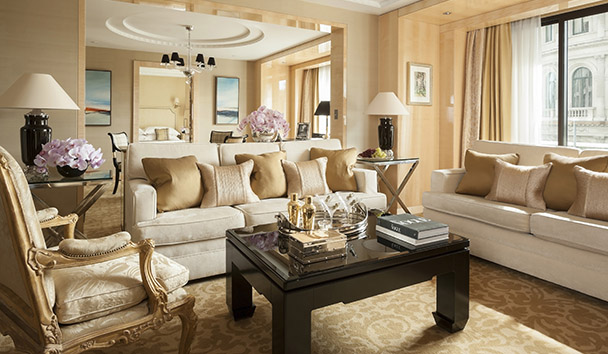 Four Seasons Hotel London at Park Lane: Grand One-bedroom Suite