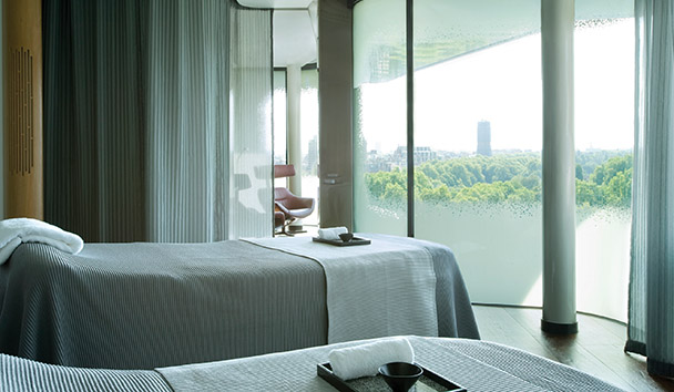 Four Seasons Hotel London at Park Lane: Spa at Four Seasons Hotel London