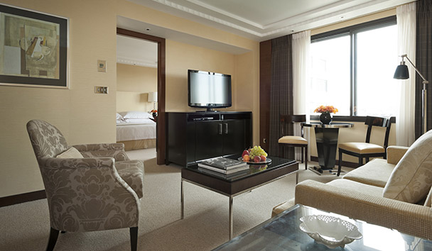 Four Seasons Hotel London at Park Lane: Westminster Suite