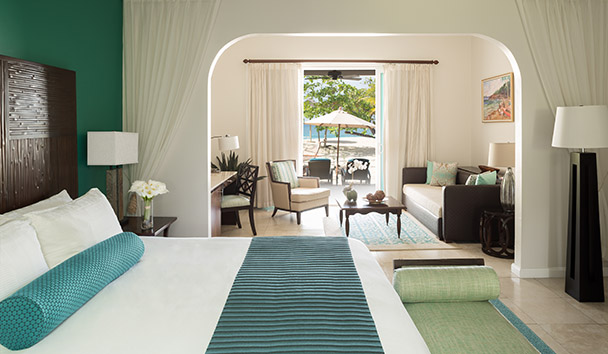Spice Island Beach Resort: Seagrape Beach Suite