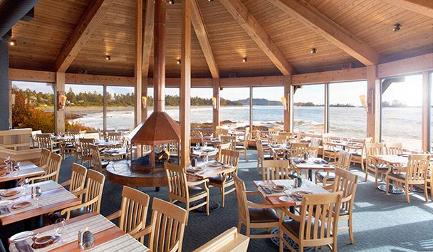 Wickaninnish Inn: The Pointe Restaurant