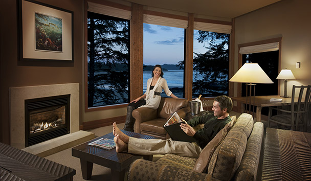 Wickaninnish Inn: Canopy Suite