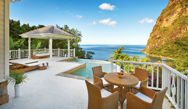 Sugar Beach, A Viceroy Resort: Grand Luxury Villa