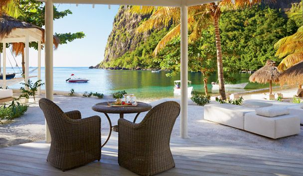 Sugar Beach, A Viceroy Resort: Luxury Beachfront Bungalow