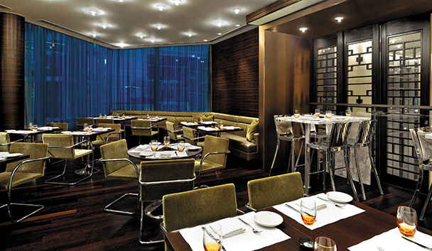 Shangri-La Hotel, Vancouver: MARKET by Jean-Georges - Cafe