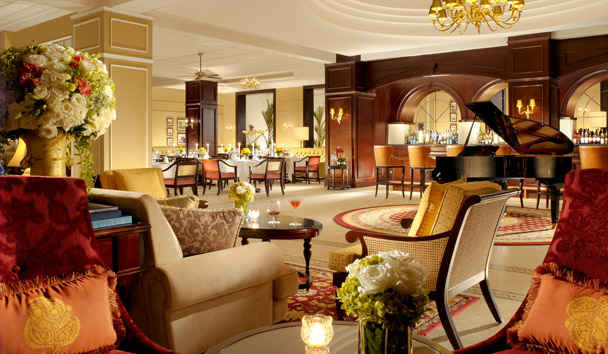 The Majestic Hotel Kuala Lumpur: Colonial Cafe from The Tea Lounge