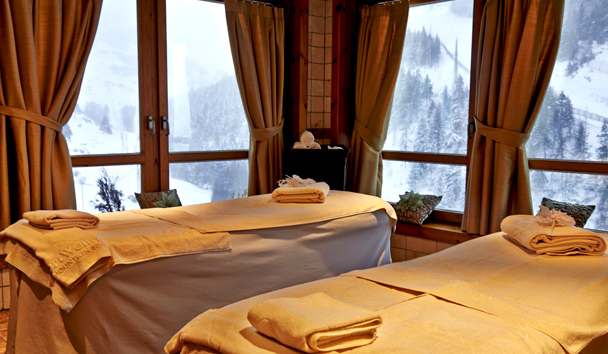 Sport Hotel Hermitage and Spa: Sport Wellness Mountain Spa