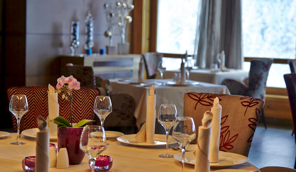 Sport Hotel Hermitage and Spa: Restaurant Origen