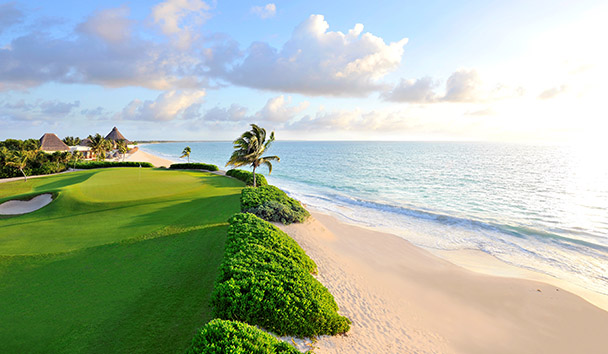Banyan Tree Mayakoba: El Camaleon Golf Course