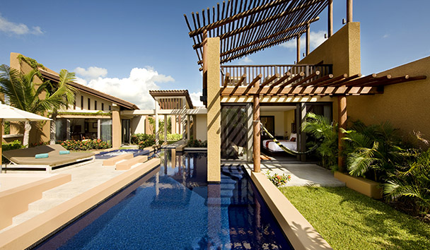 Banyan Tree Mayakoba: Spa Pool Villa