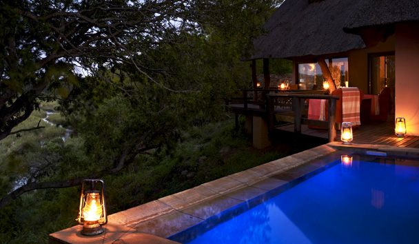 Singita Ebony Lodge: Suite with Plunge Pool