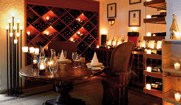 Belmond Maroma Resort & Spa: Wine Cellar