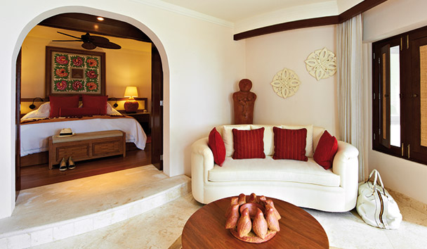 Belmond Maroma Resort & Spa: Ocean View Junior Suite