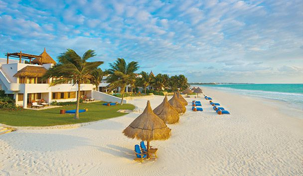 Belmond Maroma Resort & Spa: Beach View