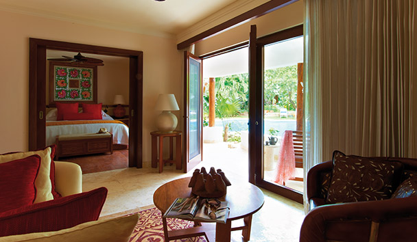 Belmond Maroma Resort & Spa: Garden View Master Suite