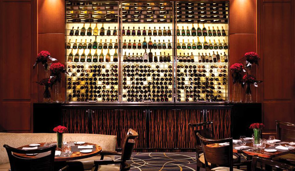 Beverly Wilshire, A Four Seasons Hotel: Wine Treasure