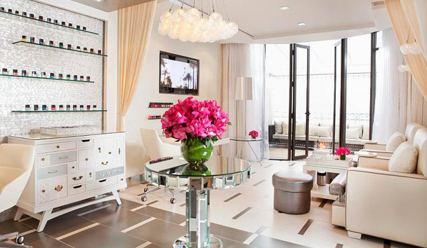 Beverly Wilshire, A Four Seasons Hotel: The Nail Bar