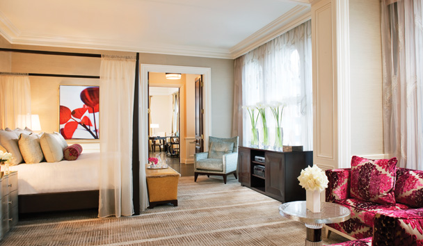 Beverly Wilshire, A Four Seasons Hotel: Presidential Suite