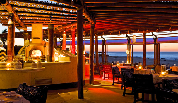 Las Ventanas Al Paraiso, A Rosewood Resort: The Sea Grill