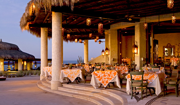 Las Ventanas Al Paraiso, A Rosewood Resort: The Restaurant