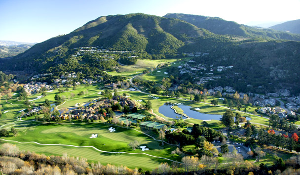 Carmel Valley Ranch: 18-Hole, Par-70 Golf Course With Stunning Views