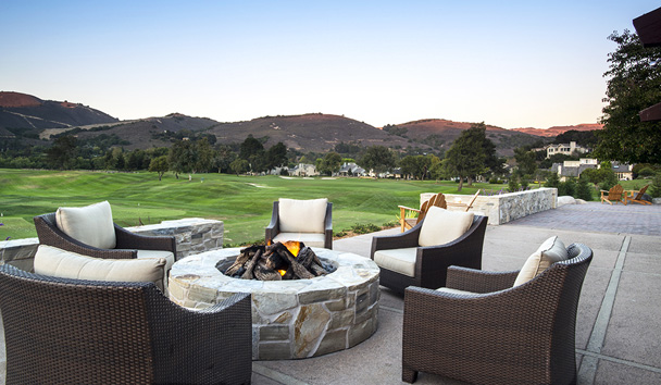 Carmel Valley Ranch: Ranch Terrace