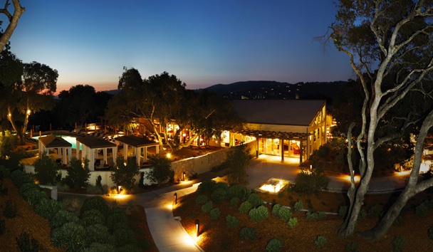 Carmel Valley Ranch: Resort View