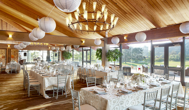 Carmel Valley Ranch: The Clubhouse Grill
