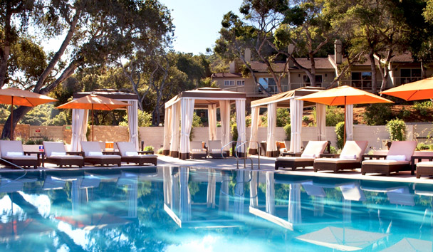 Carmel Valley Ranch: Swimming Pool