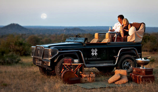 Londolozi Private Game Reserve: Couple's Private Safari