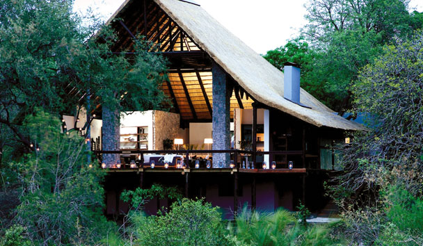 Londolozi Private Game Reserve: Private Granite Suites